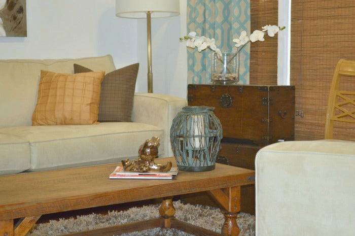 decorating ONE room 3 different ways on astral riles blog 3
