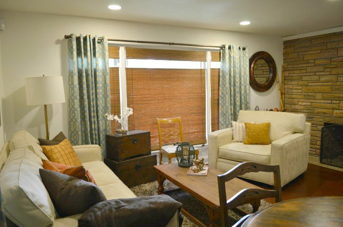 decorating ONE room 3 different ways on astral riles blog 7
