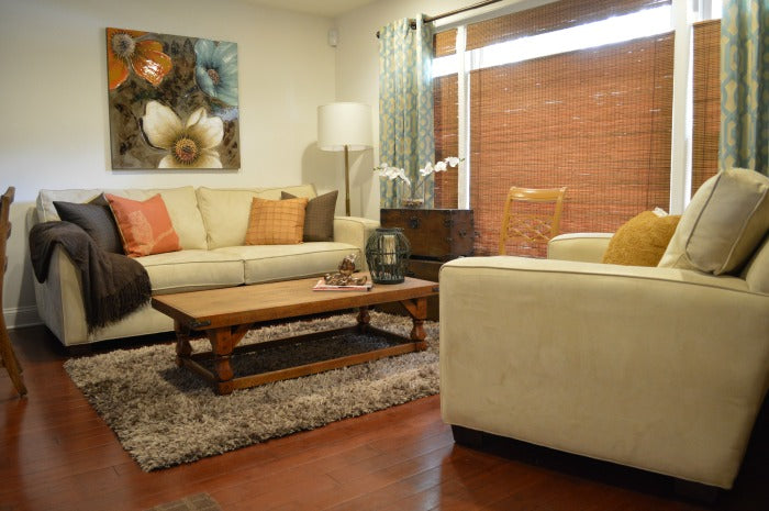decorating ONE room 3 different ways on astral riles blog 8