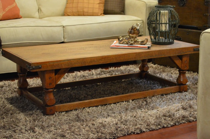 featured - AFTER coffee table