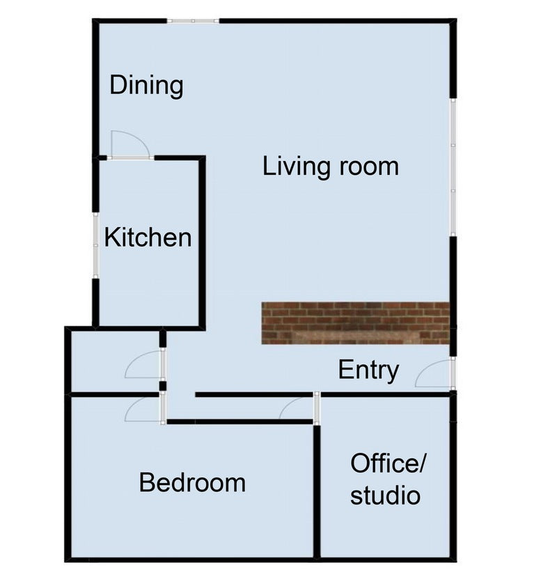 floor plan - astral riles blog