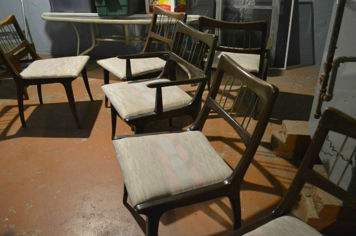 mcm chairs - before 3
