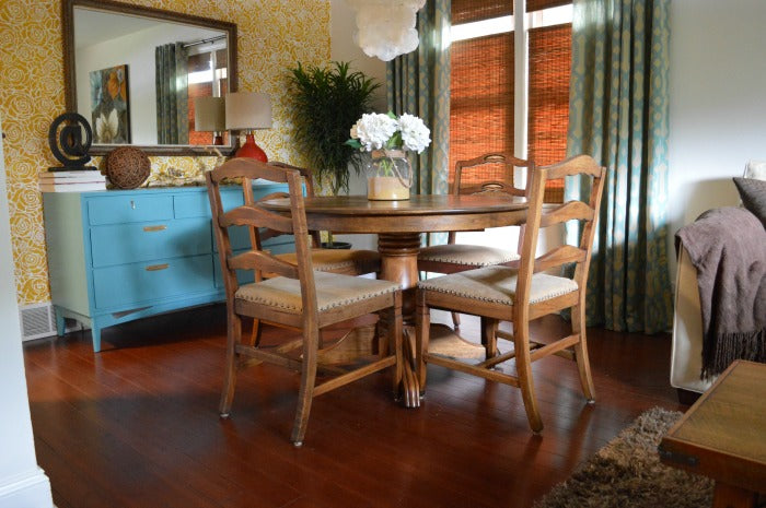 Riles Dining Room Redesign