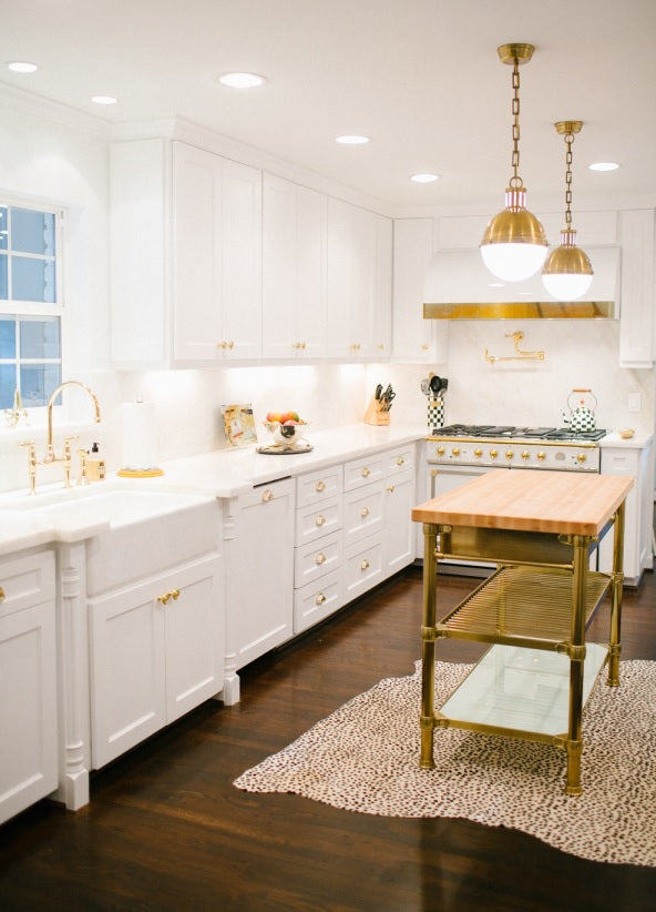 NOW TRENDING: Decorating With GOLD Finishes and Hardware – Astral ...