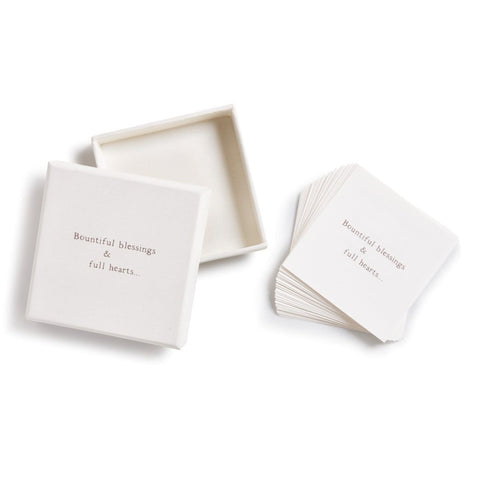 Blessings Note Cards