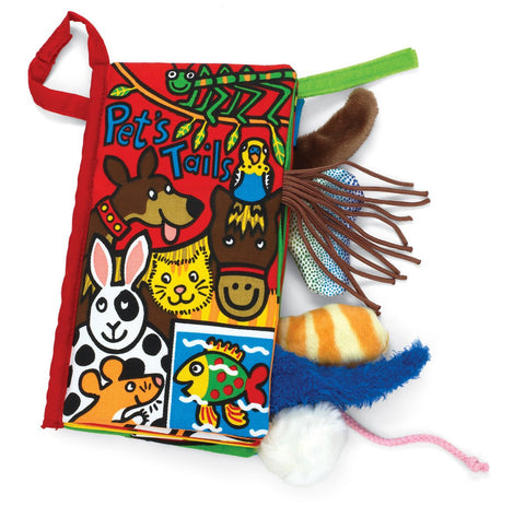 Pet Tails Activity Book