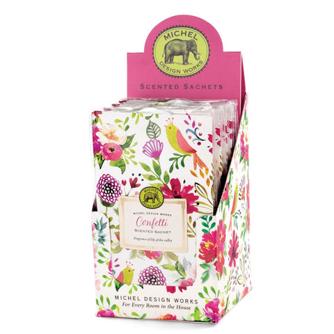Confetti Scented Sachet (single)
