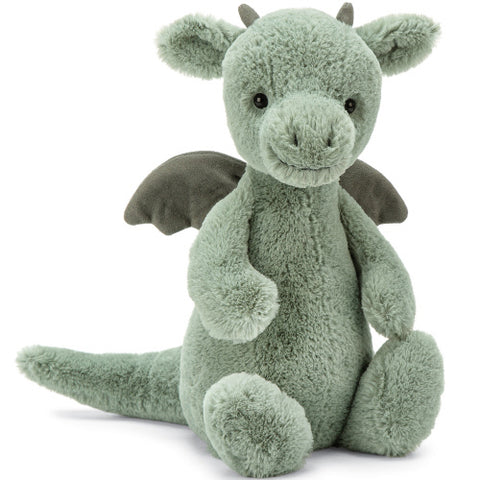 Bashful Dragon - Medium Size