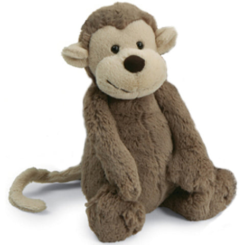 Bashful Monkey - Medium Size