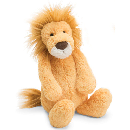 Bashful Lion - Medium Size