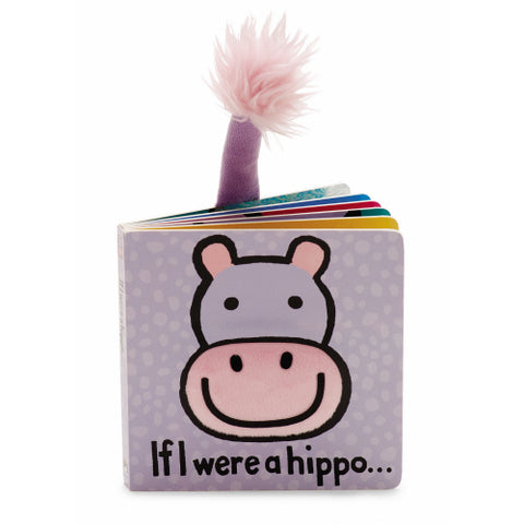 If I Were a Hippo Book