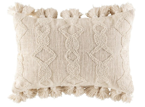 Skye Tassel Cushions - Pre Order Due May