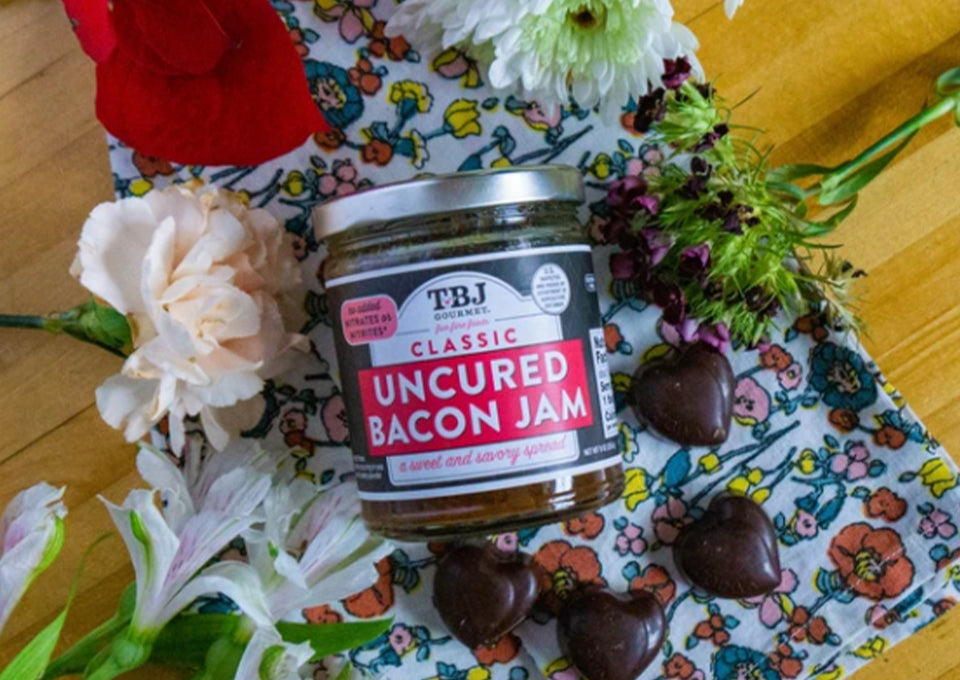 Share The Love Of Bacon Jam!