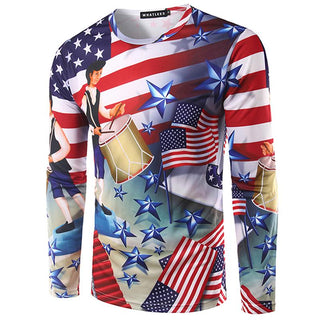 The All American Long Sleeve