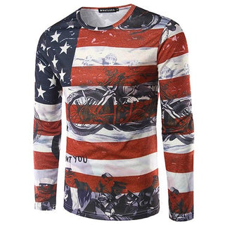 The American Rider Long Sleeve