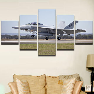 Boeing F/A-18E/F Super Hornet Canvas
