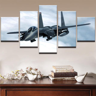 F-15 Eagle Canvas