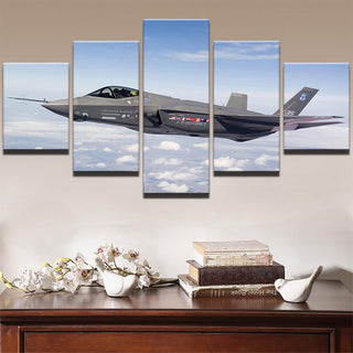 F-35 Lightning II Canvas