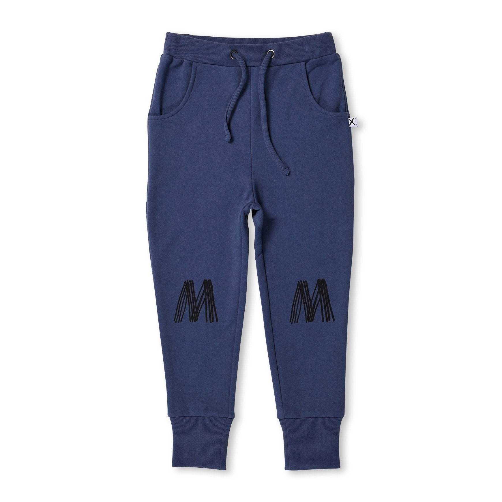 MINTI - FURRY DAY TRACKIES - MIDNIGHT