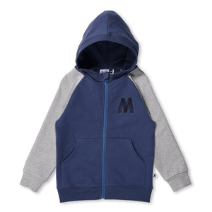 MINTI - CASUAL EXPOLRER - MIDNIGHT/GREY MARLE