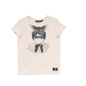 Rock Your Kid - Miss Possum SS T-shirt - Taupe