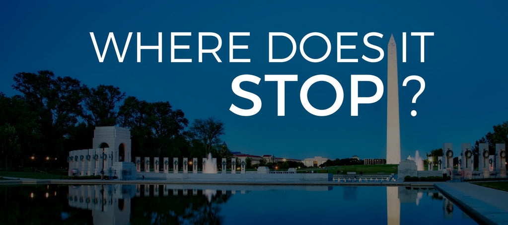 Where Does It Stop? An Honest Look at the Role of US History in Modern Culture.