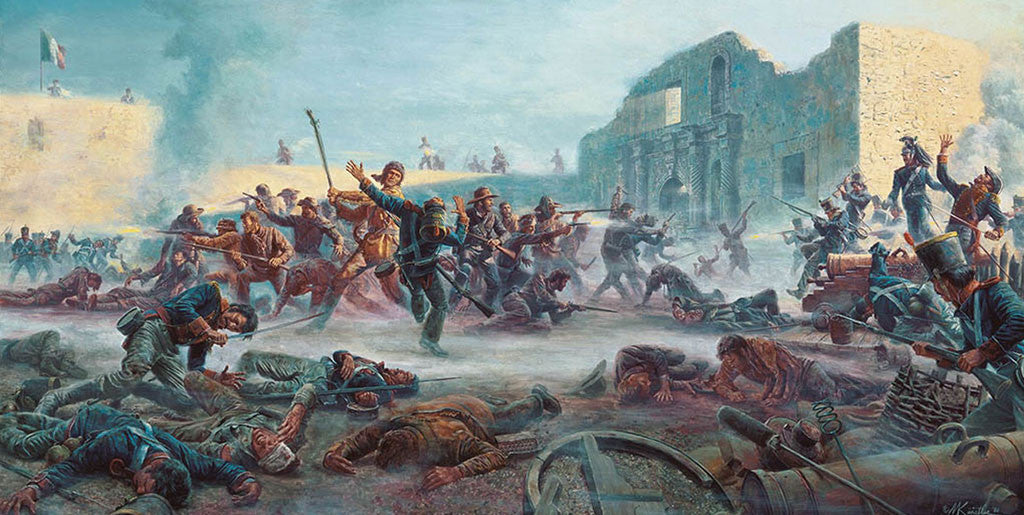 The Battle of the Alamo: A Texan Legacy