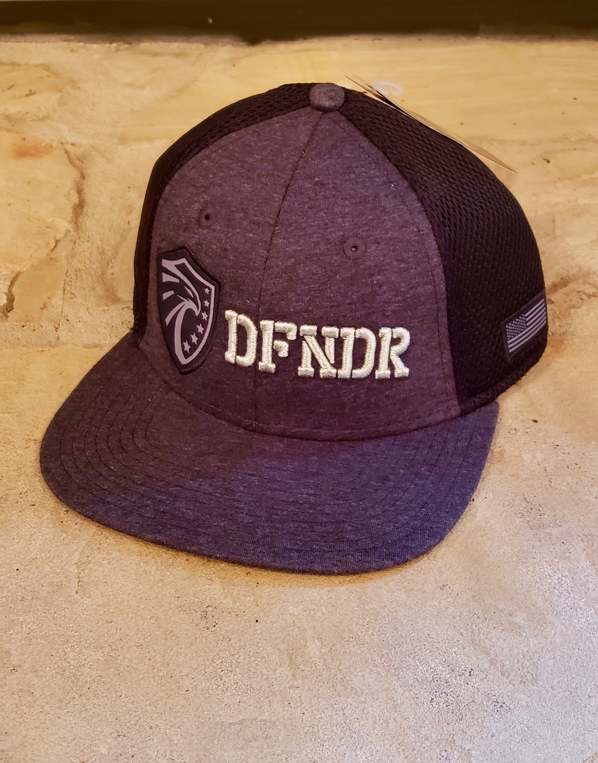 DFNDR Signature Logo Patch Cap by PUKKA®