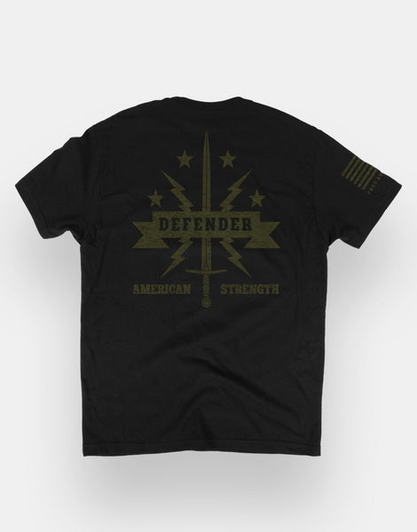 american strength shirt