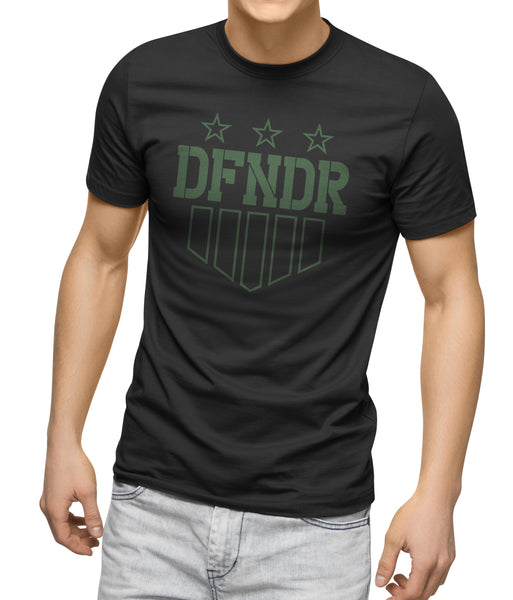 DFNDR Shield Signature Tee