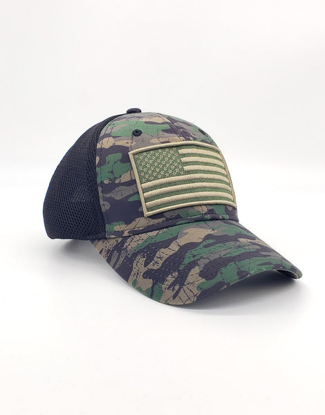 DG Patriot Performance Cap