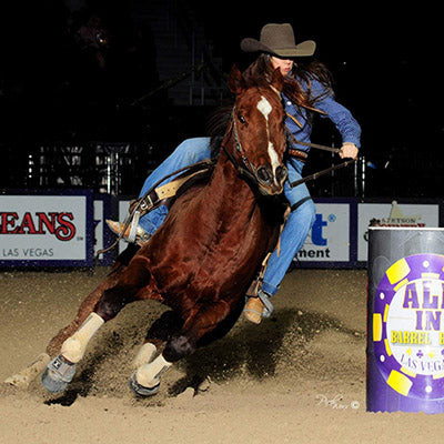 Katie Kirila, Barrel Racer and Equestrian
