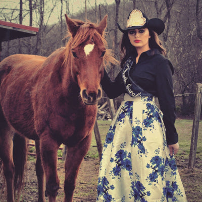 Sabrina Smith, Miss Rodeo North Carolina