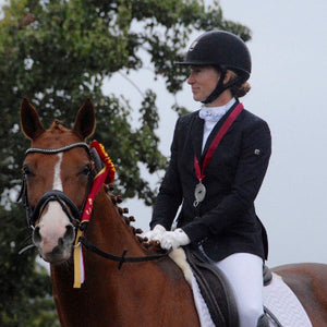 Sandra Tillmann, FEI Dressage Competitor and Trainer