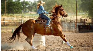Ways to Keep Your Barrel Horse Loving His Job