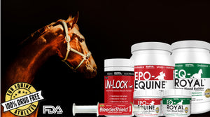 brl equine horse supplements