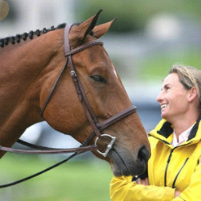 Carolyn Desfor, competition horse riding coach