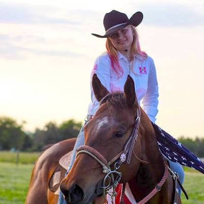 Jami Cornell, Barrel Racing