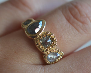 Salt & Pepper Semper Ring