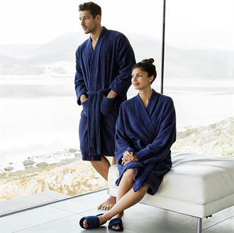 Personalised Unisex Toweling Robes by The Gift Rooms
