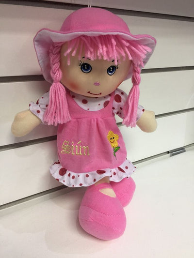 Personalised Rag Dolls