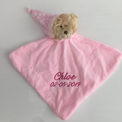 Personalised Bedtime Bear