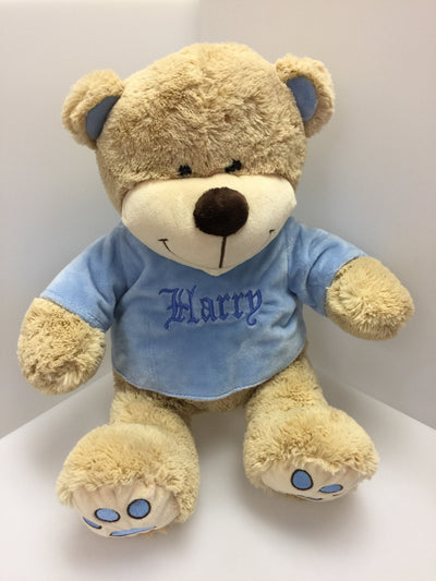 Personalised Small/large T- Shirt Teddy by The Gift Rooms