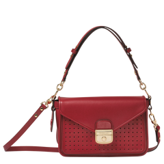 Mademoiselle Longchamp Besace S Granate