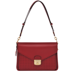 Mademoiselle Longchamp Besace M Granate
