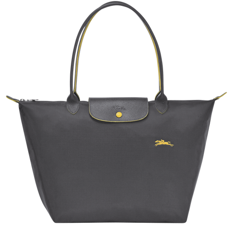 Le pliage Club Bolso Shopper L Plomo