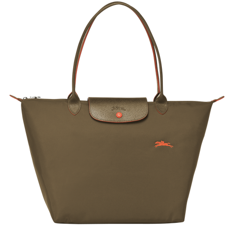 Le Pliage Club Bolso Shopper L Khaki