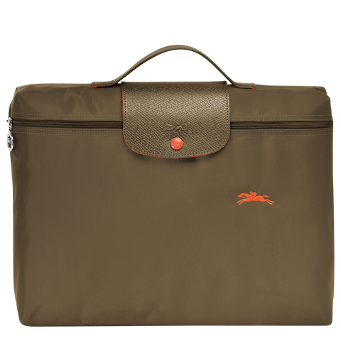 Le Pliage Club Portadocumentos Khaki