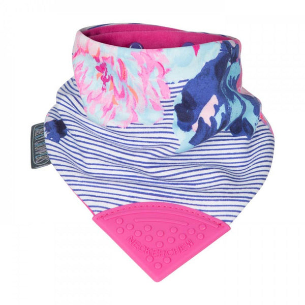 Joules Floral Stripes Neckerchew