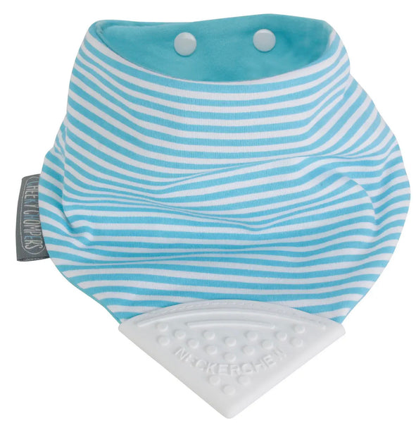 Aqua Stripes Neckerchew